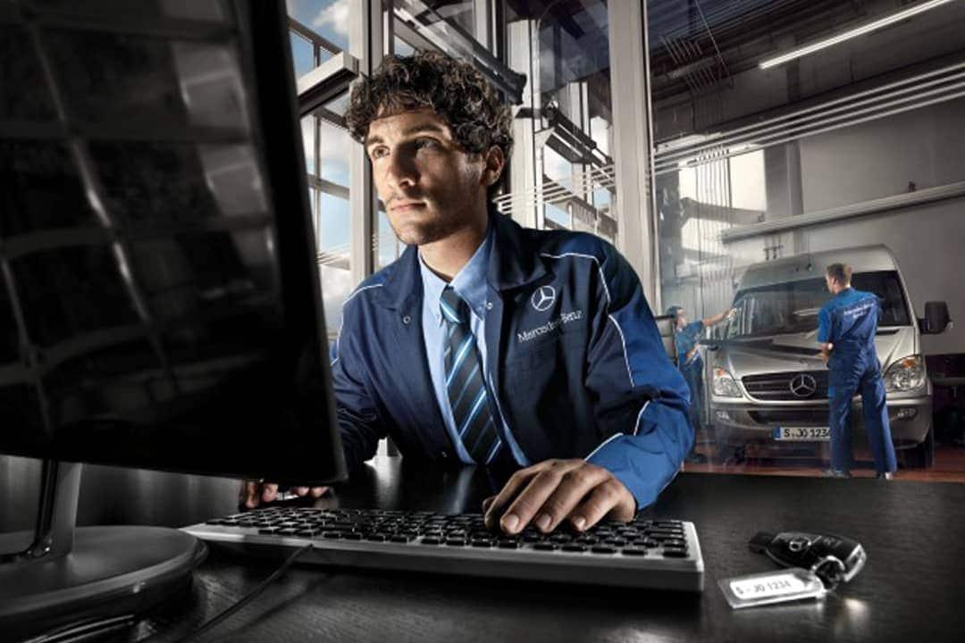Mercedes-Benz WebParts für Ihren LKW