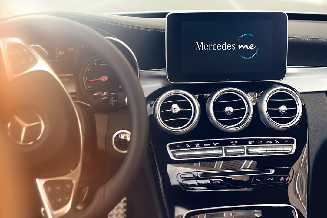 Mercedes me connect - Die beste Verbindung zu Ihrem Mercedes
