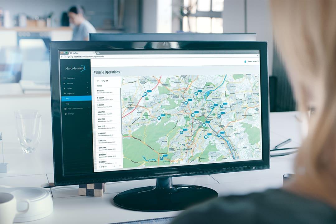 Der Mercedes Pro Adapter für Ihr Business