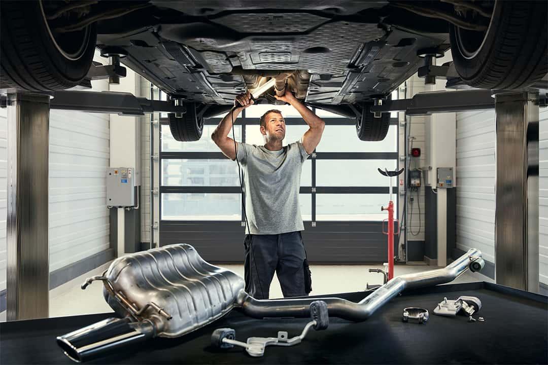 Mercedes-Benz Repair für Ihren PKW